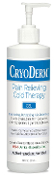 CRYODERM Pain Relieving Cryotherapy Gel 16 4oz